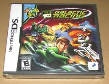 Ben 10: Galactic Racing (Nintendo DS) Brand New / Fast Shipping