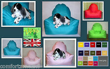 WATERPROOF BEANBAG ARMCHAIR DOG BED BEAN BAG CHAIR ALSO SUITS KIDS UPTO 10 YRS