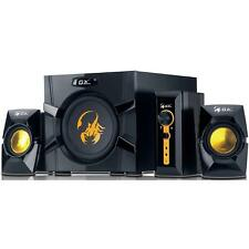 2.1 System Home Speakers & Subwoofers