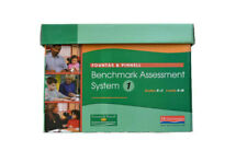 FOUNTAS & PINNELL Grades K-2 Leveled Readers A-N Benchmark Assessment System 1
