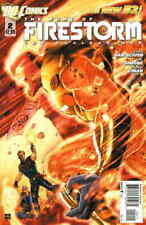 Fury of the Firestorm: The Nuclear Men #2 VF/NM; DC | save on shipping - details