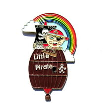 "Palloncino ""special shape"" PIN/PINS-The Little Pirate/n-4450g [3422]"