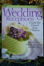Better Homes Gardens WEDDING RECEPTIONS SPECIAL WEDDING ISSUE MAGAZINE