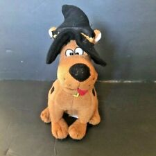 """TY Plush SCOOBY-DOO Dog Halloween Witch Hat 7"""" Trick or Treat"""