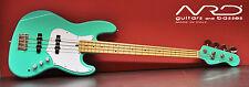 Jazz Bass Sea Foam Green