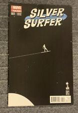 Silver Surfer #1 Francavilla 1:50 Variant HTF