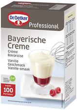 (1000g=17,99€) Dr. Oetker Bayerische Creme - Dessert - 1 kg ergibt 100 Portionen
