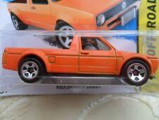Volkswagen Orange Diecast Racing Cars