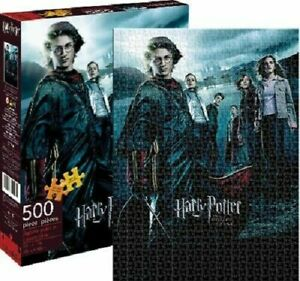 Harry Potter and the Goblet of Fire 500piece Jigsaw Puzzle