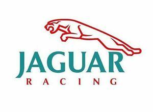 Jaguar Racing Sticker Vinyl Decal 4-158