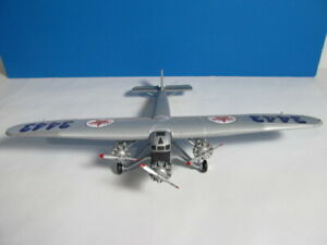ERTL FORD TRI-MOTORED MONOPLANE WINGS OF TEXACO 1927 COLLECTIBLE DIE-CAST BANK