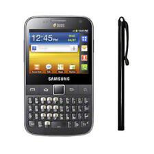 Punteros de plástico de color principal negro para teléfonos móviles y PDAs Universal
