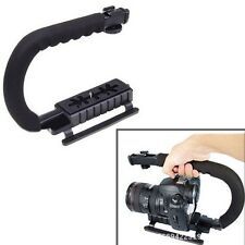 Bracket Handle Handheld C-Shape Grip Video Stabilizer For DSLR Camera Camcorder