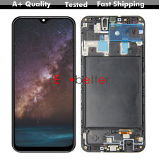 CA For Samsung Galaxy A20 (T-Mobile) SM-A205U LCD Touch Screen Digitizer+Frame