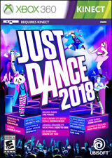 Just Dance 2018 Xbox 360 New Xbox 360, Xbox 360
