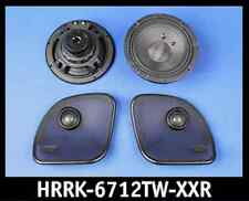 "J&M Rokker XX 6.71"" Front Speaker Kit Speakers 2015-2017 Harley Road Glide FLTR"