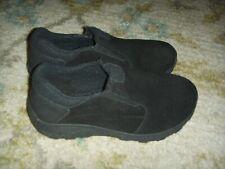 Merrell Novica Moc JR Shoes Slip-Ons Black Size 3.5m Youth
