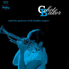 Chet Baker And His Quintet - With Bobby Jaspar 180G LP RE NEW IMPORT SAM RECORDS