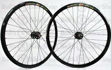 Weinmann Deep V DP18 Track Wheels BLACK Fixed Gear NEW Non-Machined