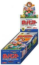Pokemon card game XY expansion pack 20th Anniversary BOX japan