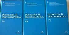 Raffaele Morelli e altri, Dizionario di Psicosomatica, Tre volumi Riza Editore