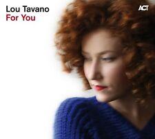 Lou Tavano - For You ALEXEY ASANTCHEEFF ARNO DE CASANOVE MAXIME BARTON TESSIER