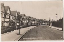 Balnacraig Avenue Neasden, London RP Postcard B844