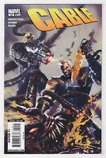 Cable #19 (Dec 2009 Marvel) [Hope, Bishop, Brood] Swierczynski Gabriel Guzman Qo