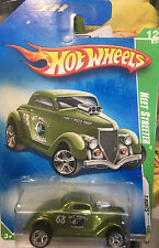 Hot Wheels Treasure hunt super Neet Streeter mark on card
