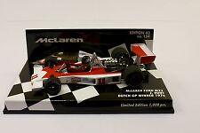 McLaren Ford M23 James Hunt 1976 Minichamps Nr 530774340
