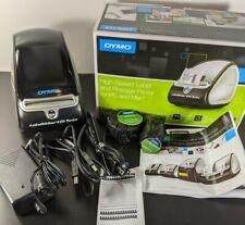 Dymo Labelwriter 450 Turbo Thermal Label Printer Black Lw450t Us