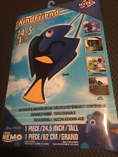 "X Kites Finding Nemo 24.5"" Windfriend Windsock - Dory"