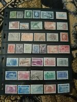 Greece Stamp Collection - Used - Classics - 3 Scans - Y9