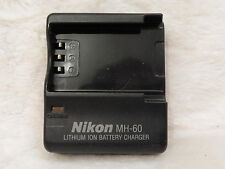 Nikon MH-60 Genuine battery charger forCOOLPIX 2500 3500 GENUINE AND ORIGINAL