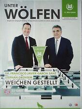 Programm 2013/14 VfL Wolfsburg - Bayern München