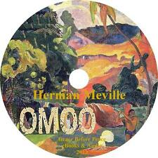Omoo- Adventures in the South Seas, Herman Melville Action Audiobook on 1 MP3 CD