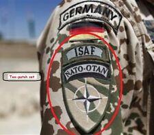 AFG-PAK WAR TROPHY NATO COALITION FORCES SSI Shoulder Sleeve Insignia: ISAF