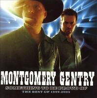 Greatest Hits: Something to Be Proud Of by Montgomery Gentry (CD, Nov-2005,...
