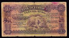 Ethiopia  10  Thalers 1932  P-8
