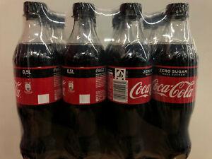 Cola Zero 12 x 0,5 liter Pet Flaschen (Preis inkl. 3 € Pfand)