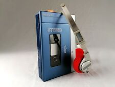 The First Walkman - 1979 Sony TPS-L2 with MDR-3L2 Headphones & Carry Case