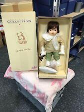 Zapf Puppe Marco noch nicht Müde 42 cm. Mit Karton & Zertifikat.