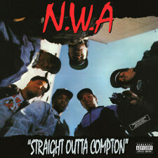 NWA STRAIGHT OUTTA COMPTON NEW SEALED 180G VINYL LP REISSUE IN STOCK