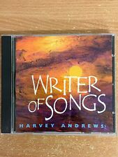 HARVEY ANDREWS WRITER OF SONGS (HASKA CD 003) CD ALBUM 8F