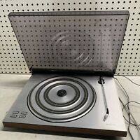 Vintage Bang & Olufsen BEOGRAM 1700 TURNTABLE Original Box Manual & Receipt MINT