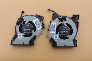 1PC For HP ZBook 15v G5 Workstation ZHAN 99-65 Fan TPN-C134 Notebook Cooling Fan