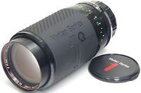 OLYMPUS OM Vivitar Qdos 70-210mm 2.8-4 Series-1