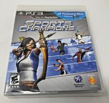 Sports Champions PS3 PlayStation 3 EXCELLENT CON. -
