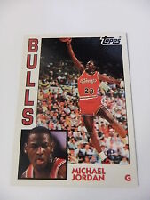 MICHAEL JORDAN CHICAGO BULLS NBA INSERT