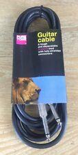 Pure Tone: 3 m Guitare Câble-Noir Guitare Basse, Guitare électrique, électro-acous